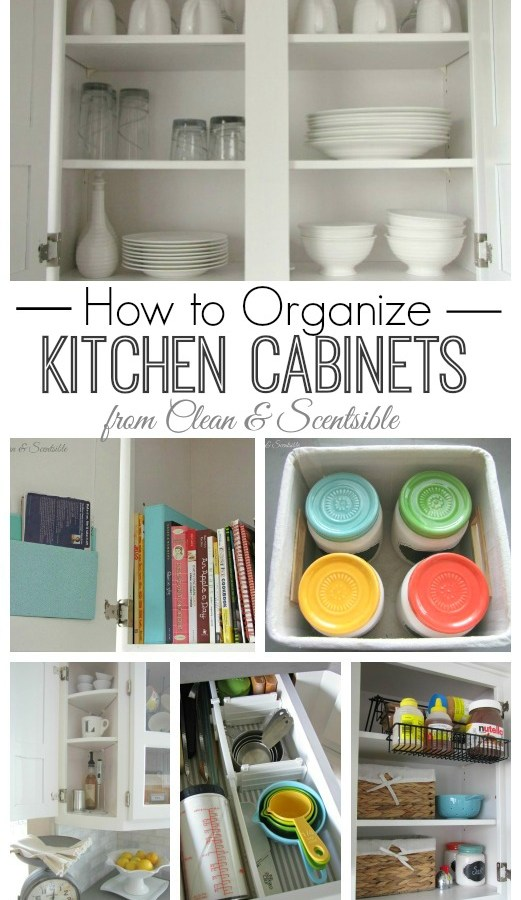 Welcome to Pretty Pintastic Party #140 and some really smart kitchen organization ideas from Jenn over at Clean & Scentsible. Jenn shares great ways to get your kitchen organized having everything accessible and in zones, which makes life easier.