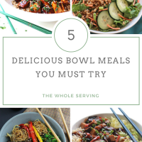 5 Delicious Bowl Meals You Must Try