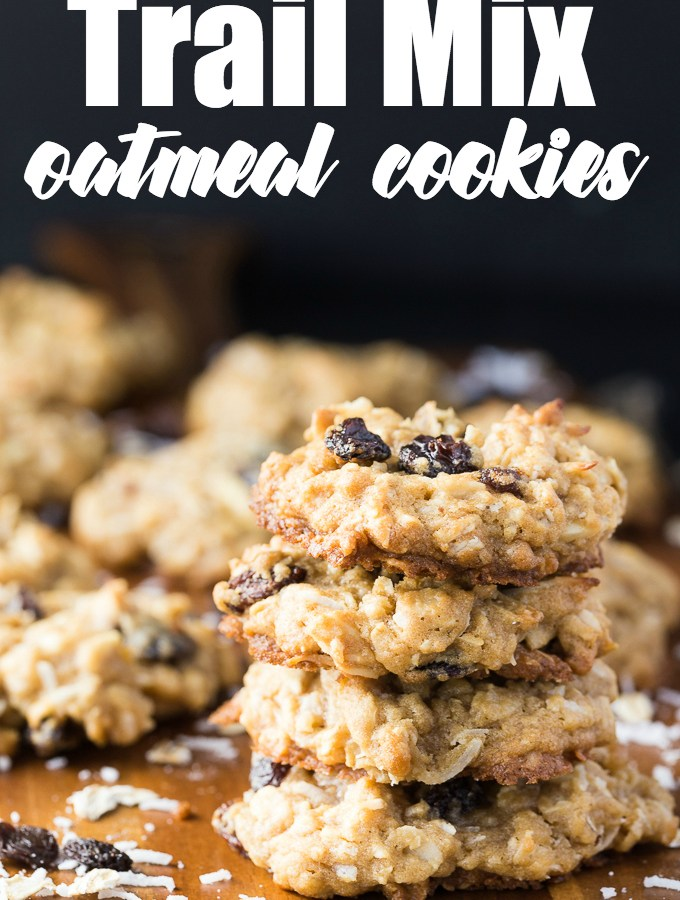 Welcome to Pretty Pintastic Party #157 & my favorite pick from last weeks party, Trail Mix Oatmeal Cookies from Stacie at Simply Stacie.
