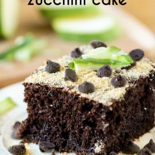 Pretty Pintastic Party #166 & Chocolate  Zucchini Cake