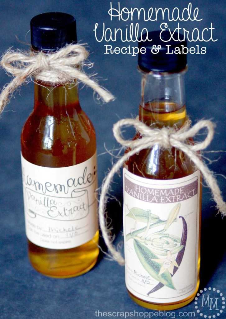 Welcome to Pretty Pintastic Party #173 & A Flavorful Gift Idea. My favorite pick from last week is this Homemade Vanilla Extract Recipe