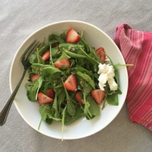 Awesome Arugula Salad