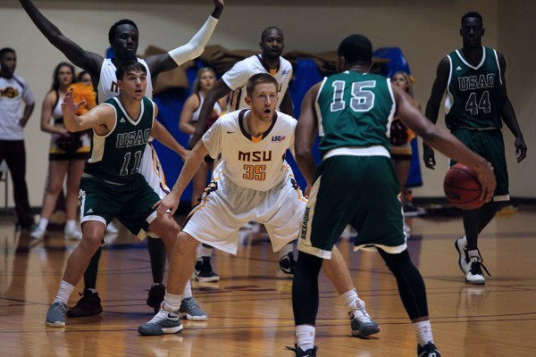 Men's basketball wins 107-75 in first game of season - The ...