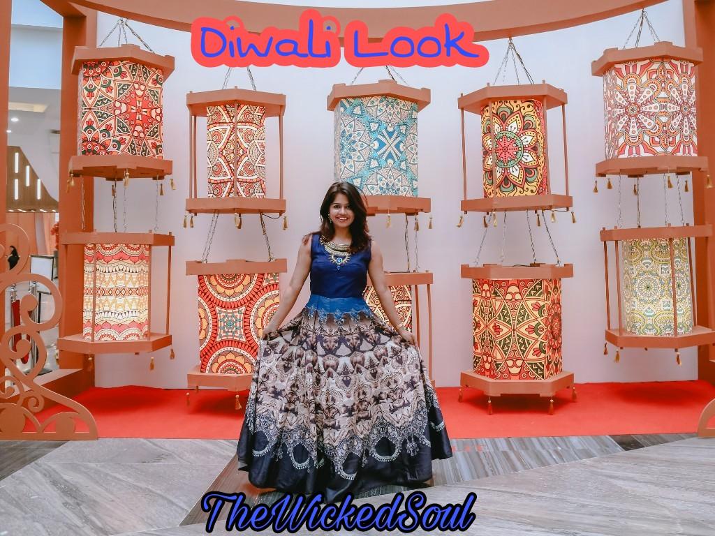 Diwali Look