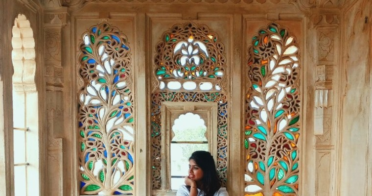 The Most Instagrammable place in Udaipur, Rajasthan