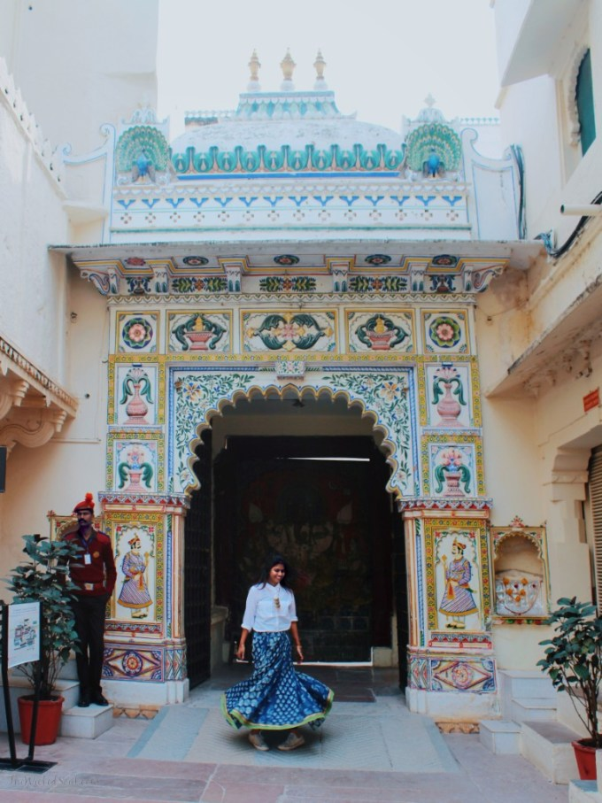 most instagrammable place in Udaipur city palace