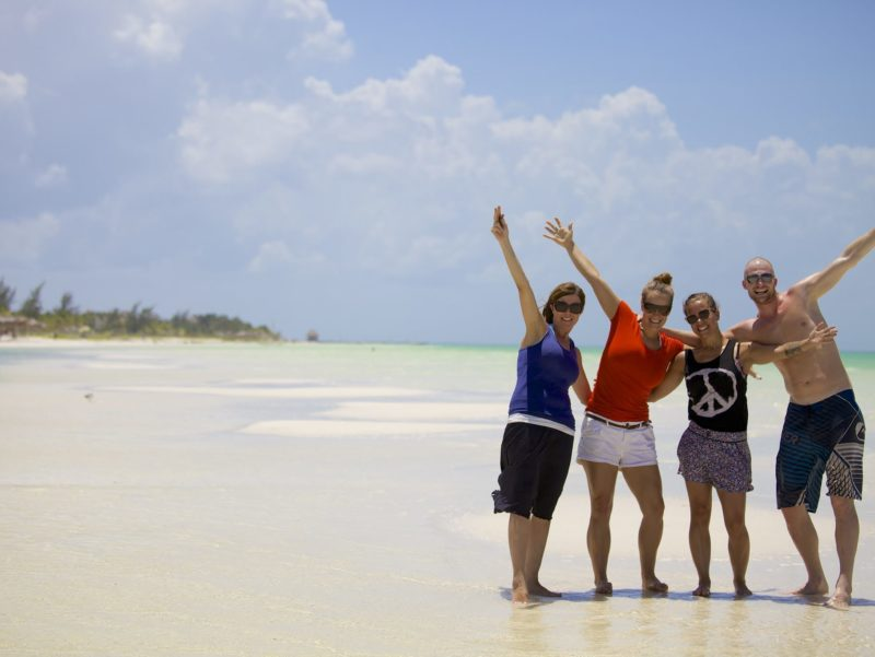 Bootcamp on Isla Holbox, Mexico