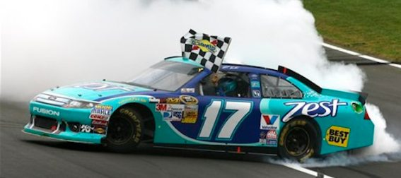 matt-kenseth-celebrates-his-nascar-victory-at-kansas-speedway