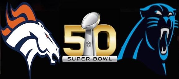 carolina panthers vs denver broncos super bowl 50