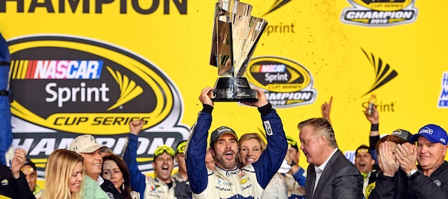 Jimmie Johnson 7-time Champion