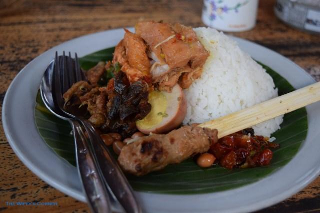 Super hot chicken rice