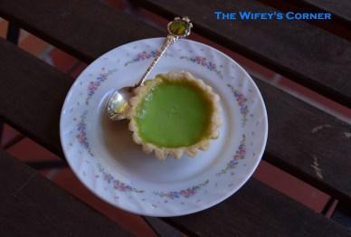eggless custard tart3