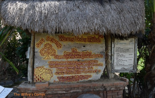 Sari Organik (Bodag Maliah) & Seniman Coffee, Ubud