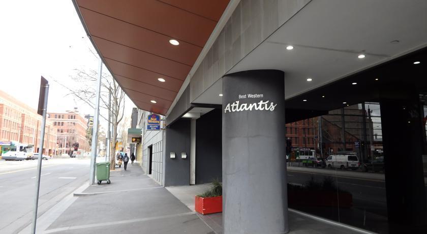 Best Western Atlantis Hotel, Melbourne