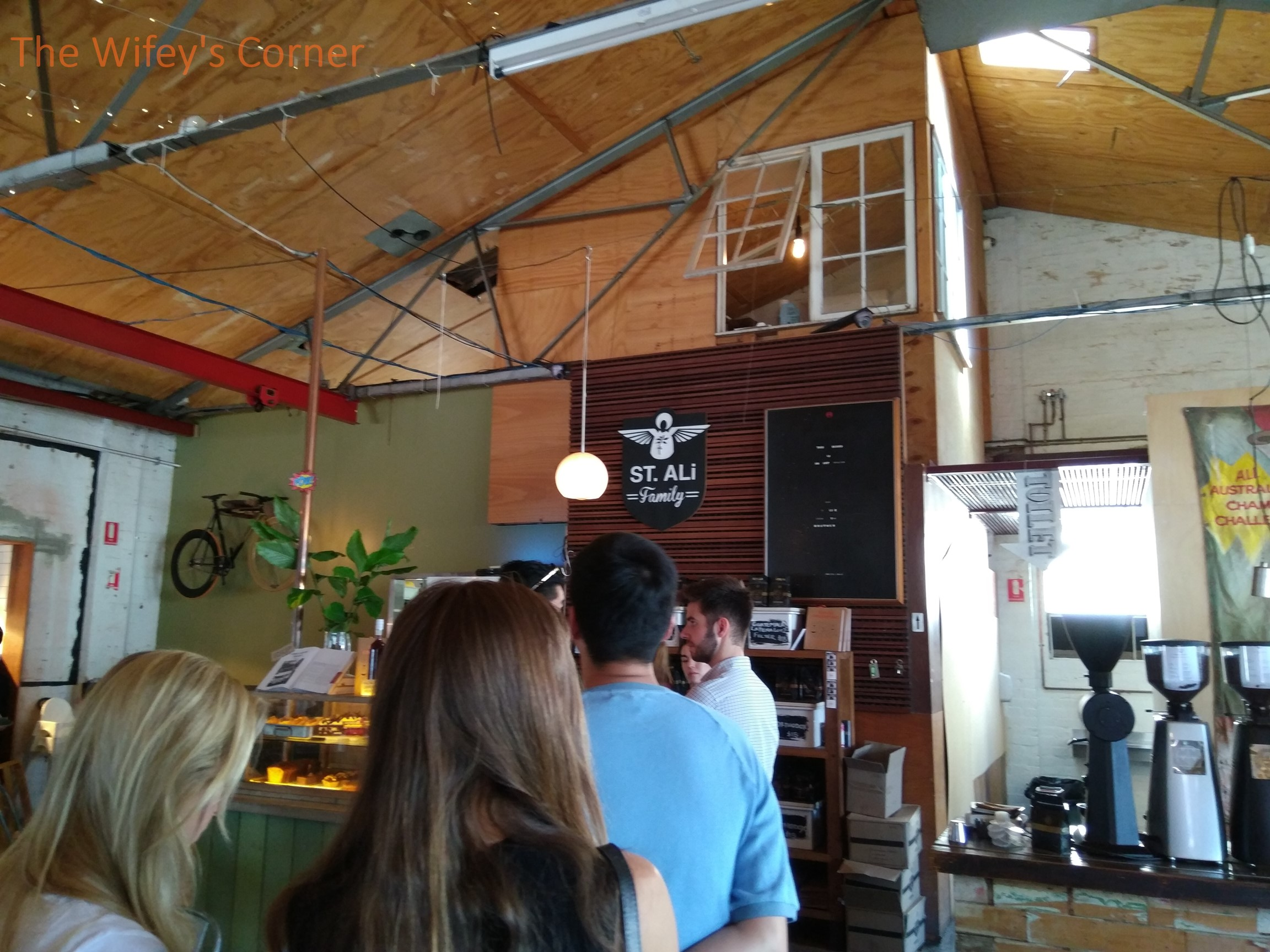 St Ali Coffee Roasters, South Melbourne
