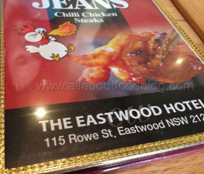 Jeans Chilli Chicken, Eastwood