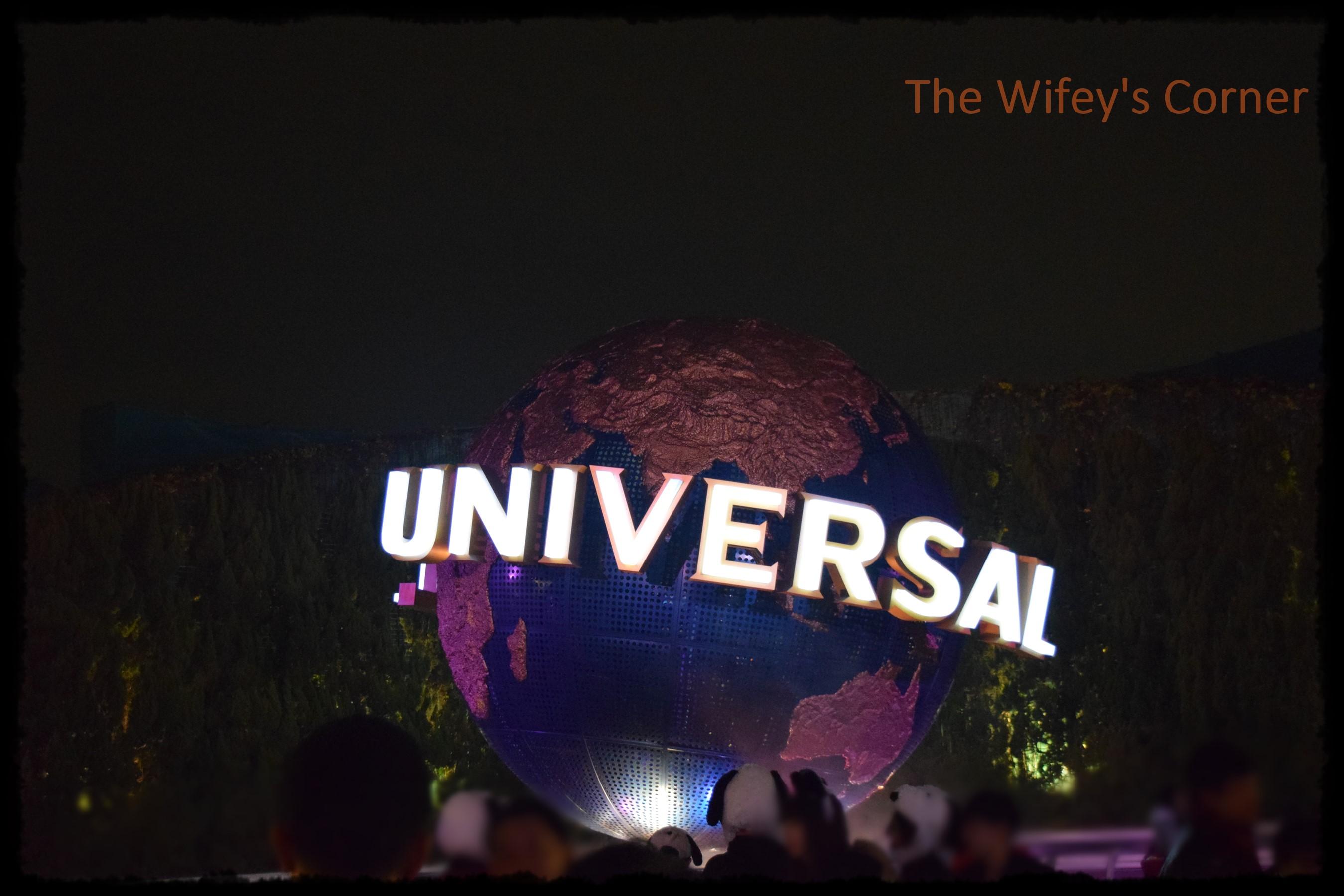 2017 Japan Trip - Day 5 Universal Studio Japan