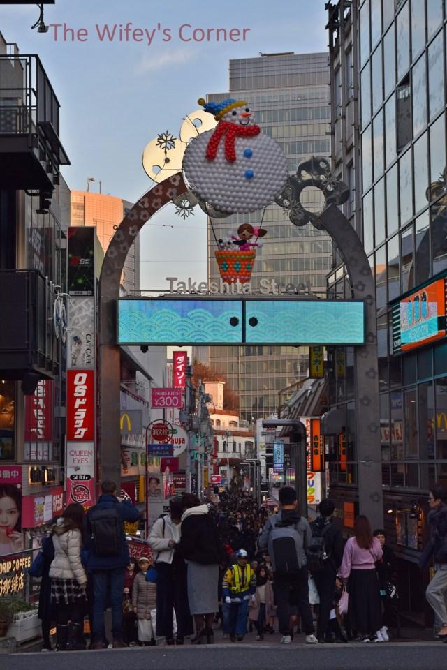 Takeshita Street - Harajuku