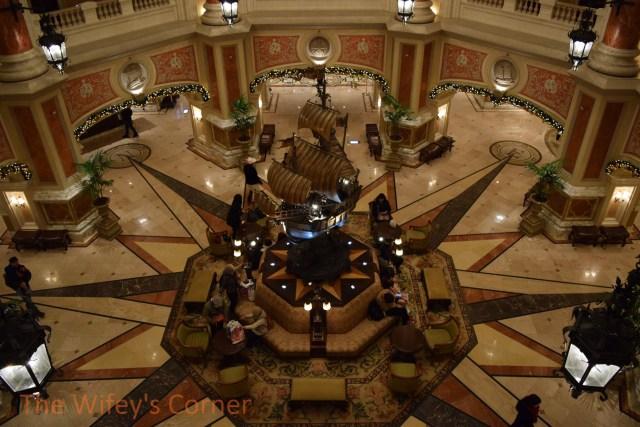 miracosta lobby
