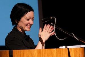 Sue Gardner at Wikimania