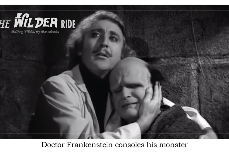 Young Frankenstein Episode 76: A proud parent moment