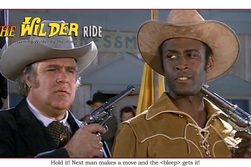 Blazing Saddles episode 30: Next man makes a move and the BLEEP gets it