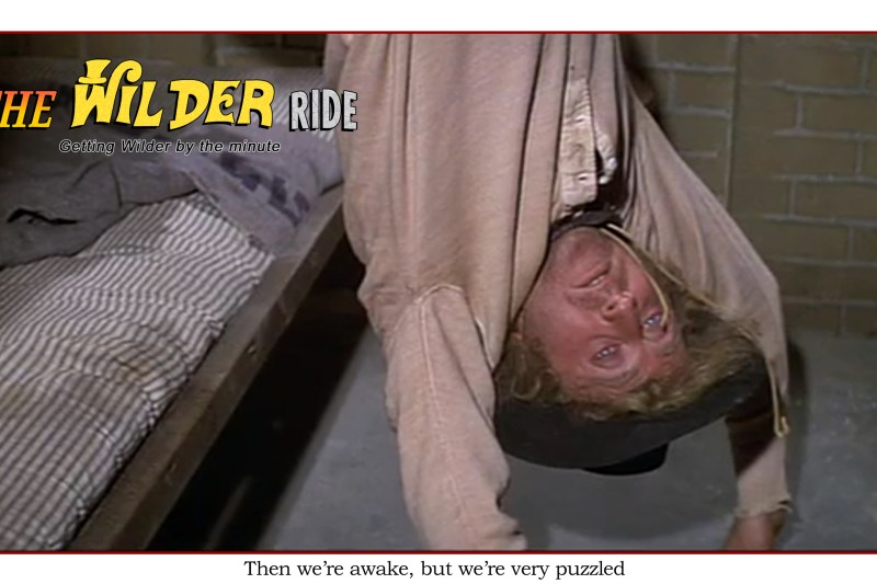 Blazing Saddles Episode 33: Then we're awake, but we're very puzzled
