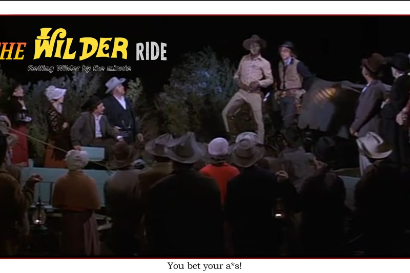 Blazing Saddles episode 75 – You bet your a_s