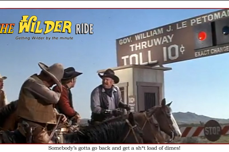 Blazing Saddles episode 80: Somebody's gotta go back and get a sh*t load of dimes