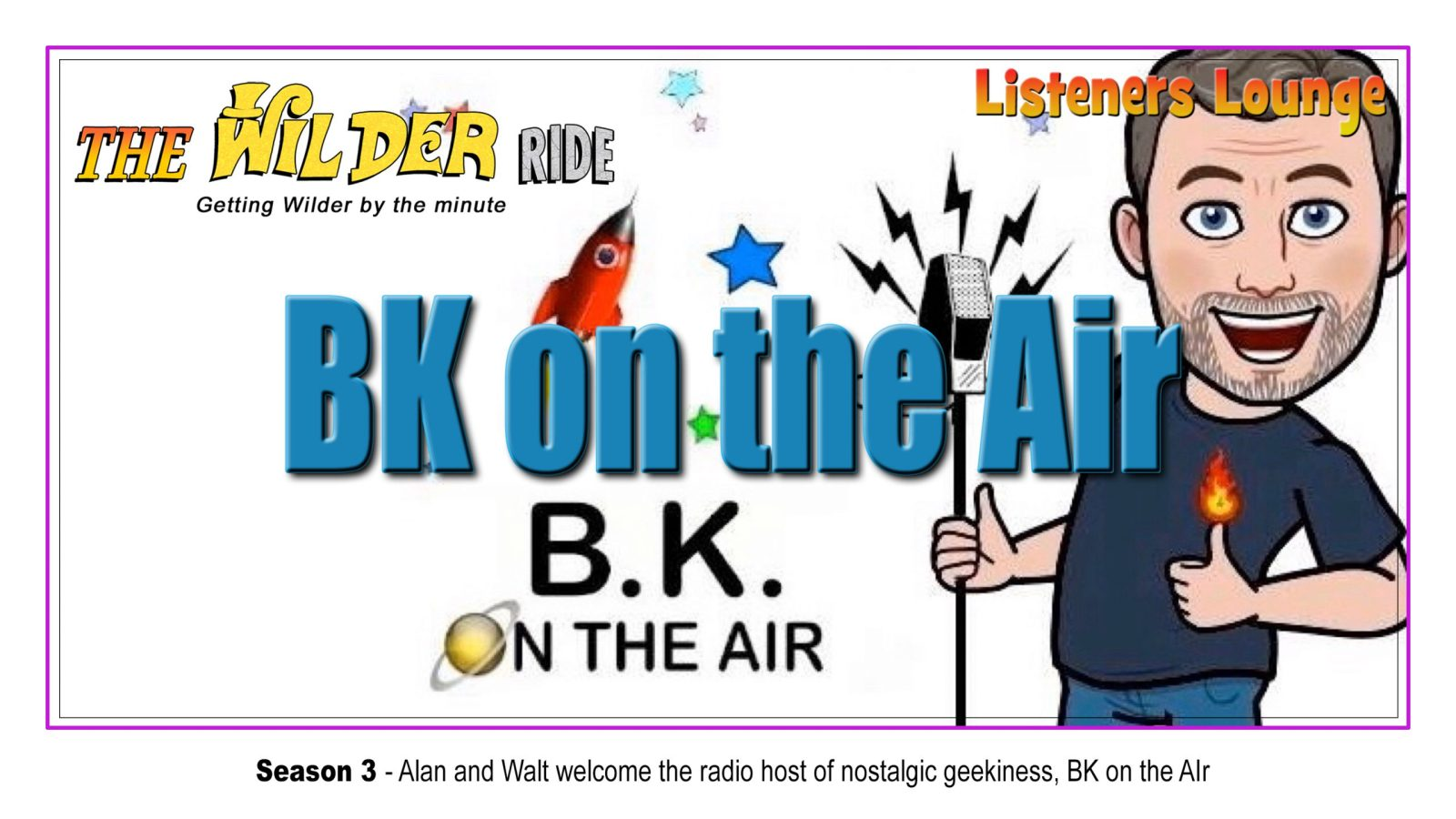BK on the Air