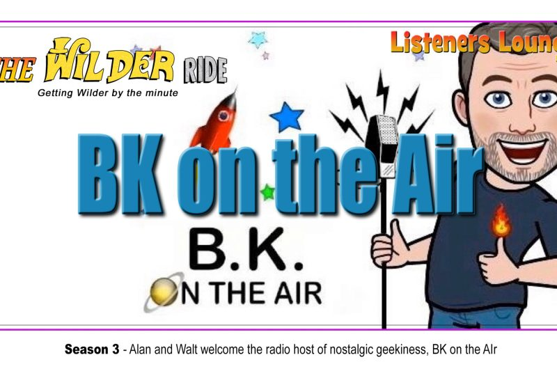 TWR Listeners Lounge – BK on the Air