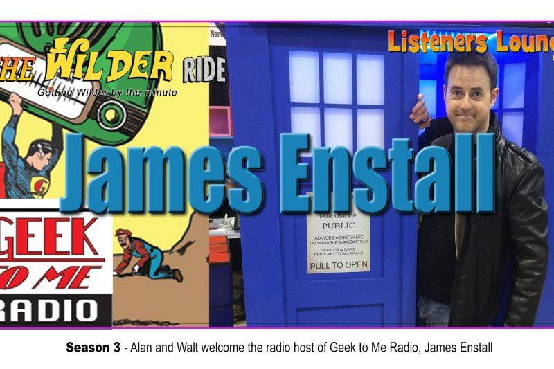 TWR Listeners Lounge – James Enstall