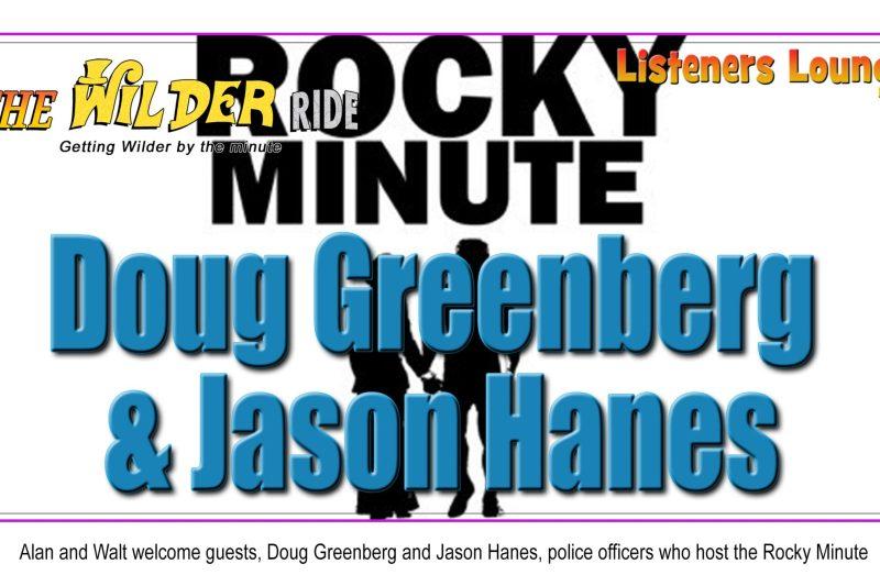 TWR Listeners Lounge – Doug Greenberg and Jason Hanes