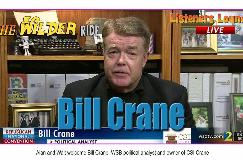 TWR Listeners Lounge – Bill Crane