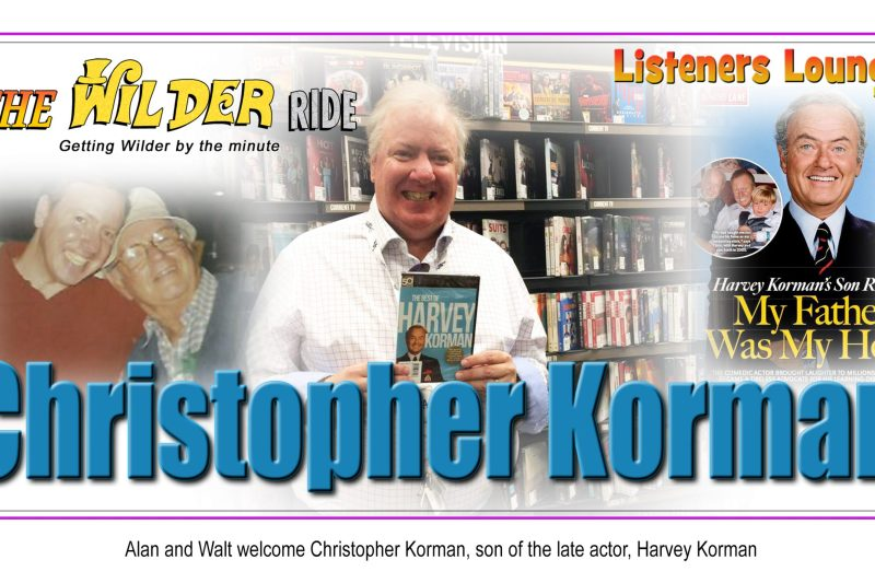 TWR Listeners Lounge – Christopher Korman
