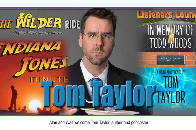 TWR Listeners Lounge – Tom Taylor