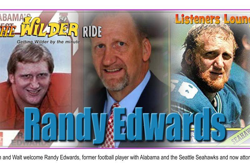 TWR Listeners Lounge – Randy Edwards
