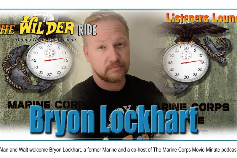 TWR Listeners Lounge – Bryon Lockhart