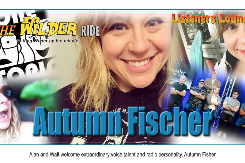 TWR Listeners Lounge – Autumn Fischer