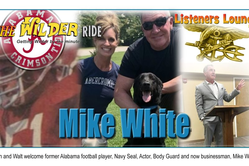 TWR Listeners Lounge – Mike White