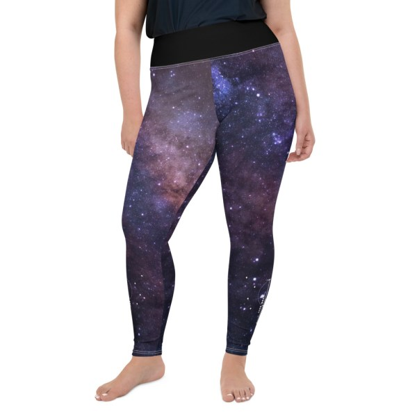Starry Witchy Plus Size Pants