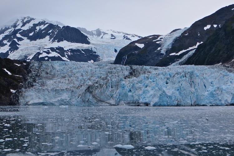 Surprise Glacier on 26 Glacier Tour