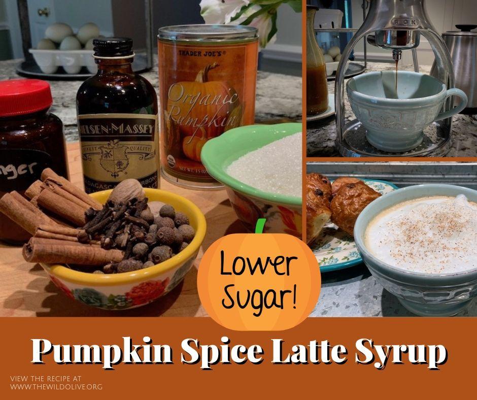 Facebook Image for Pumpkin Spice Latte Syrup