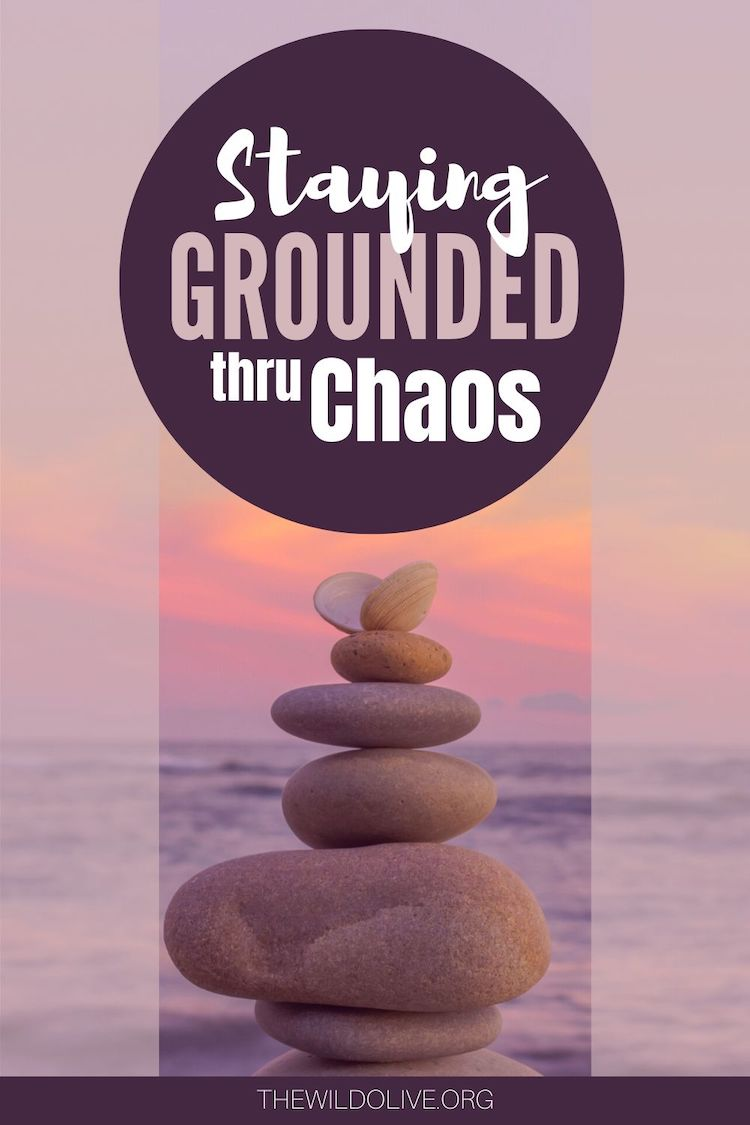 How to Stay Grounded in Crisis | How to Cope with Uncertainty