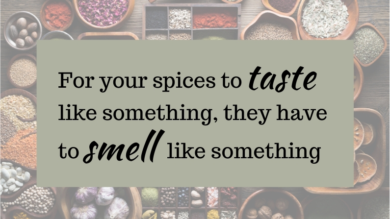 tips to save money buying and storing herbs and spices