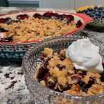Blueberry Crumble | Blueberry Crisp