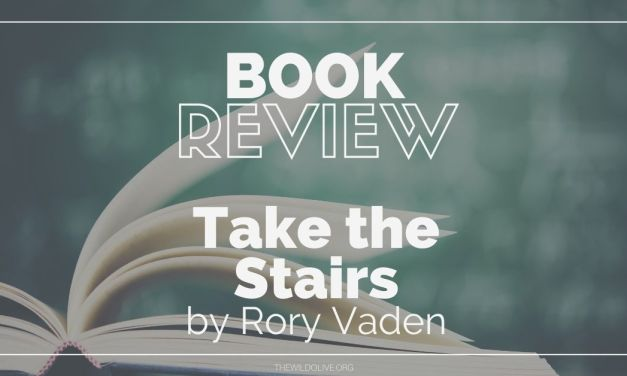 Book Recommendation:  Rory Vaden's Take the Stairs