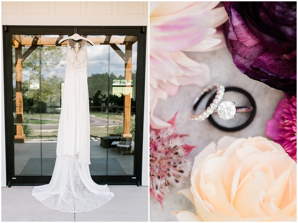 Planning a destination wedding in Bloomington, Indiana is a breeze with the help of The Wilds Wedding and Event Venue.