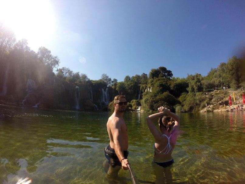 Kravice Falls, Bosnia