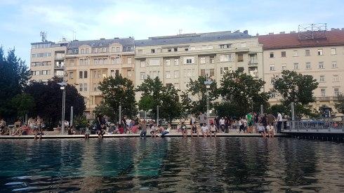Deák Ferenc Square, Budapest